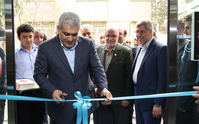 افتتاح نخستین ساختمان چند مستاجره پارک علم و فناوری دانشگاه صنعتی شریف
