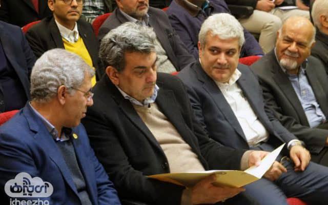 گزارش تصویری سایت آیچیزها از مراسم رونمایی از ناحیه نوآوری شریف